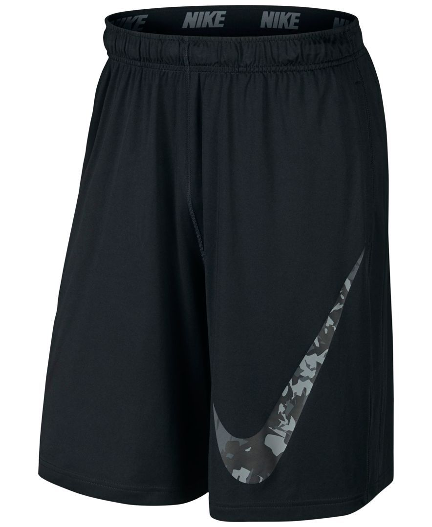 nike air max thea mens eastbay athletic black shorts