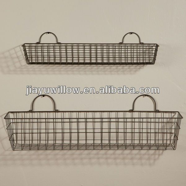 Captivating Cheap Wire Basket For Retain Wall $3~$7
