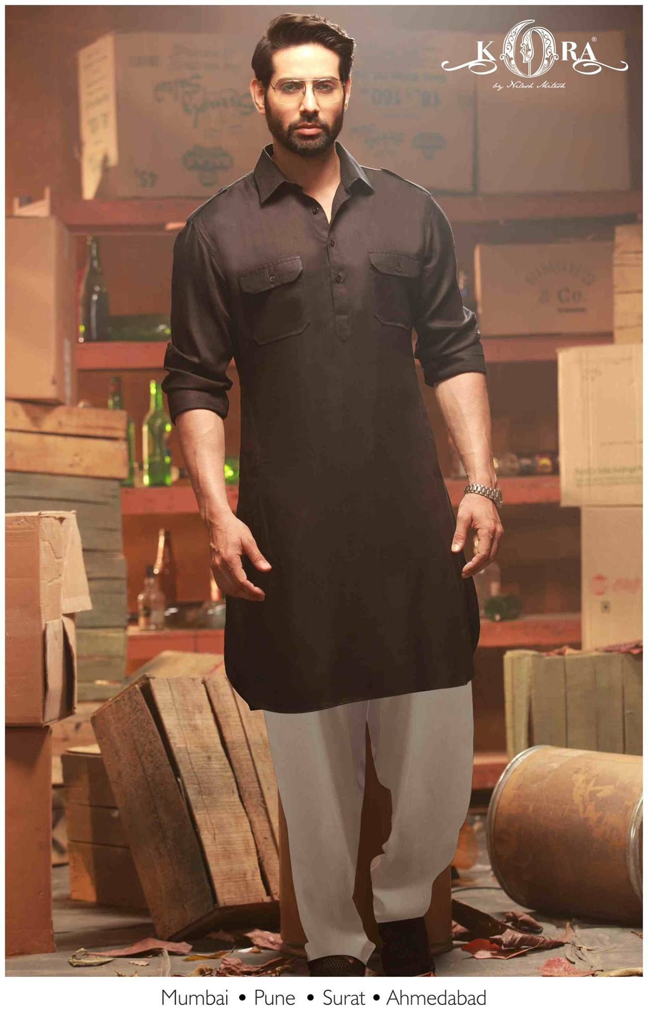 Kora Raees Pathani Collections Available In Stores Now Visit Our Nearest Stores Today Mens Kurta Designs Designer Clothes For Men Indian Men Fashion