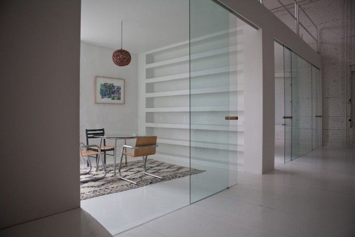 Glass Door Offices, Totokaelo In Seattle, Photography By Michael Muller |  Remodelista