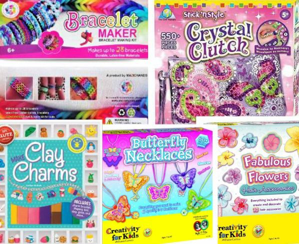 Fun And Affordable Gift Ideas For 8-10 Years Old Girl   Christmas gifts for kids, 10 year old ...