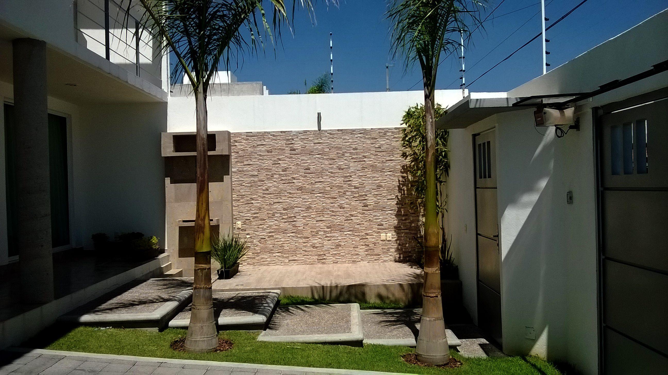 Detalle de terraza, Privada Juriquilla, Querétaro, México