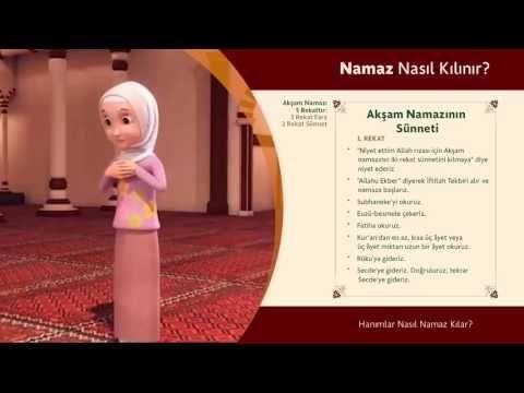 Namaz Nasil Kilinir Tablo Ile Anlatim Islamiforumlar Net Islami Forum Tablolar Alintilar Manevi