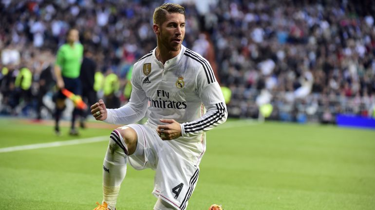 Salih Ucan My All Time Dream Team Sergio Ramos Real Madrid Manchester United