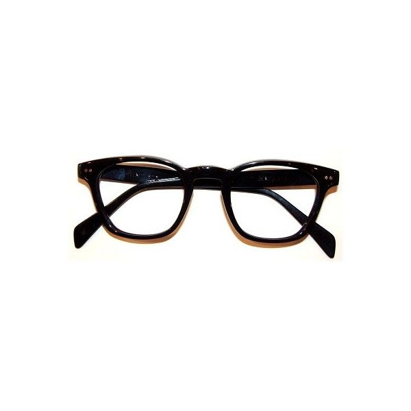 9b107855c8 Opera Opera Opticians Limited - Johnny Depp Glasses ❤ liked on Polyvore  featuring accessories