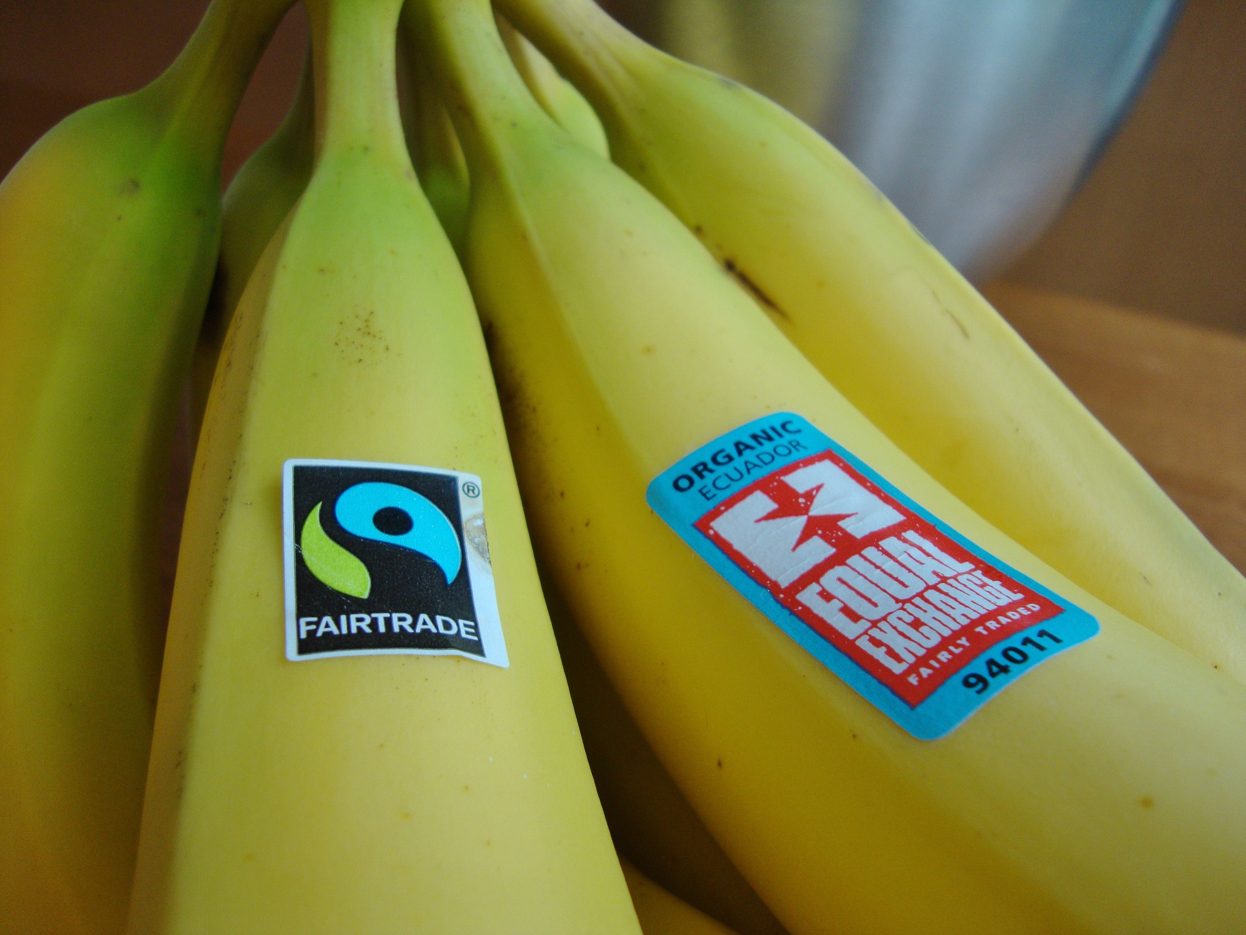 Save money and make your baked goods healthier by baking with bananas.