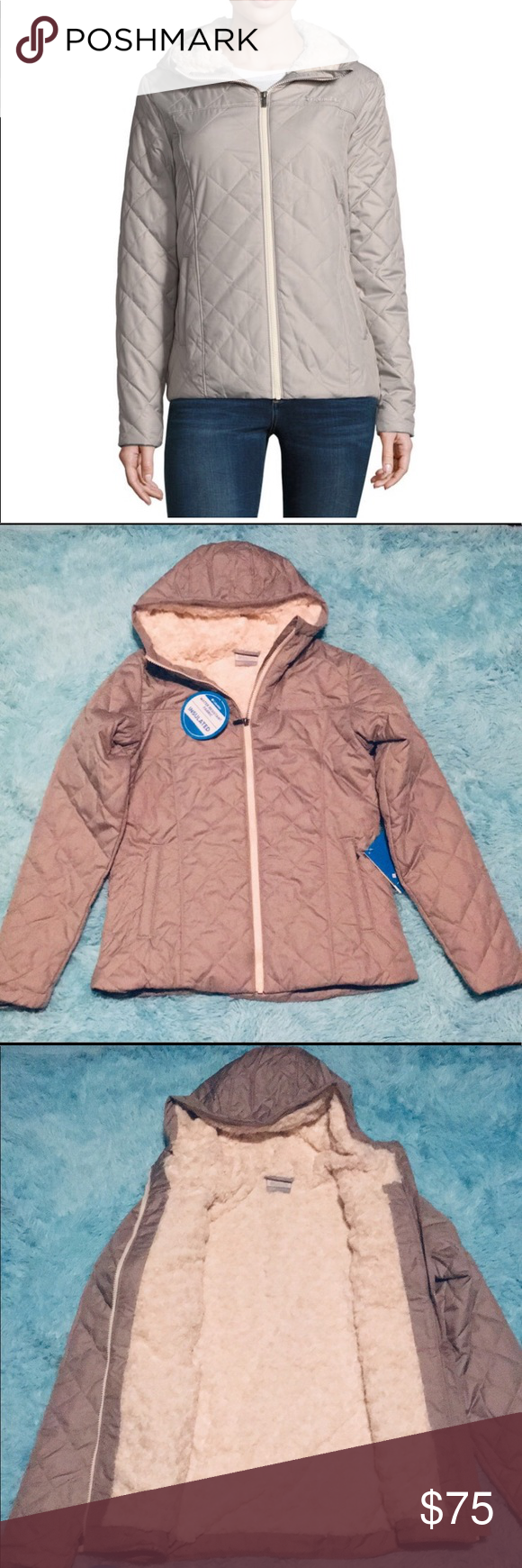 columbia copper crest jacket