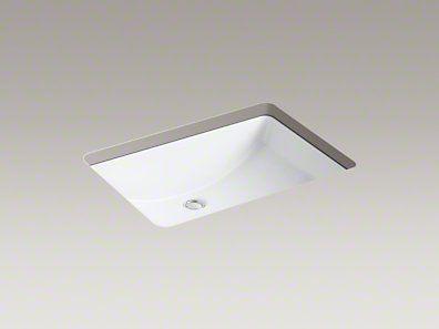 K 2215 Ladena Undermount Sink Kohler Sink Undermount Bathroom Sink Master Bath Sink