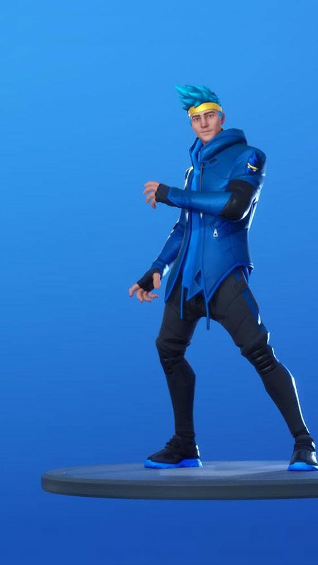 5 Fortnite Ninja Skin Phone Wallpaper Backgrounds For Free