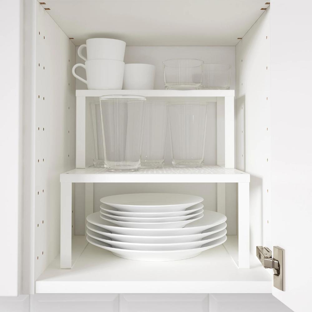 "VARIERA Shelf insert, white, Width 12 5/8"". Find it here"
