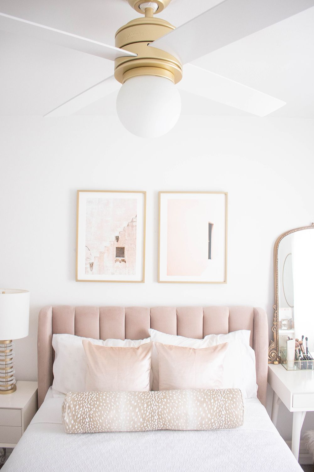 Blush And Gold Bedroom Money Can Buy Lipstick Gold Bedroom