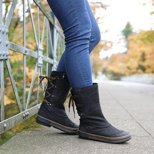 28d92274b61 KEEN Elsa Premium Zip Waterproof Boot - Women's | Women's Style ...