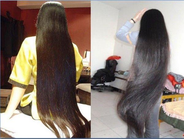 أناقة مغربية خلطة مغربية مجربة لتطويل الشعر على حسابي Long Hair Styles Hair Hair Mask