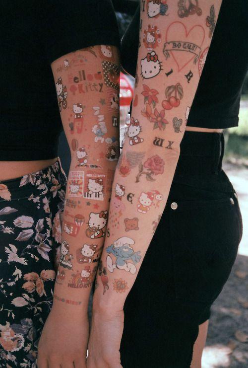 Grunge Tattoos Simple Tumblr