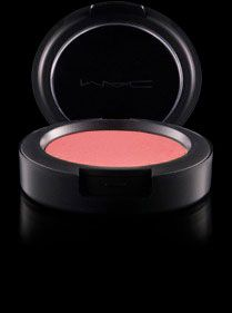 My new favourite 'go to' blush has to be MAC's Satin Blush in 'Fleur Power.' It gives such a pretty feminine glow to your cheeks. In love!  TT$150