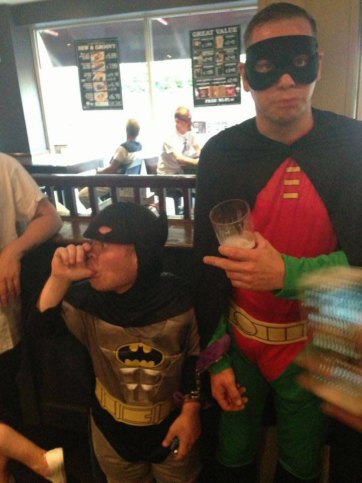 Midget Stag Party