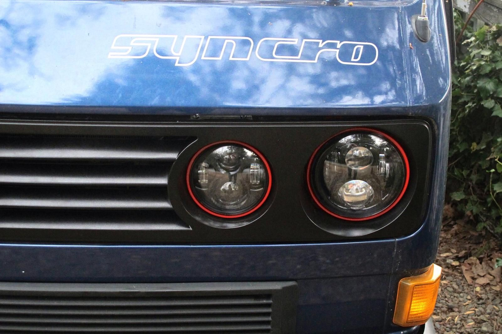 Image May Have Been Reduced In Size Click Image To View Fullscreen Volkswagen Vw Bus T3 Vw Syncro