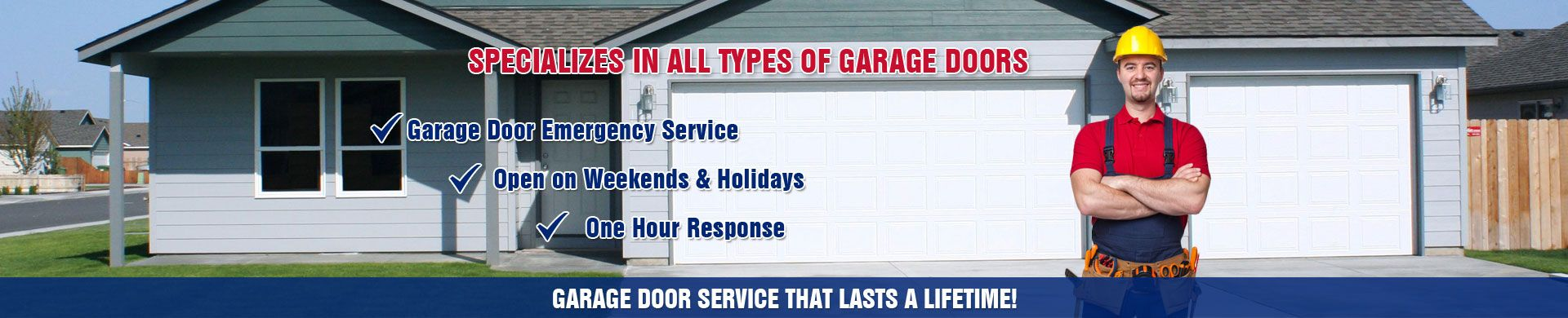 Affordable Door Company Provides You With Quality Garage Door