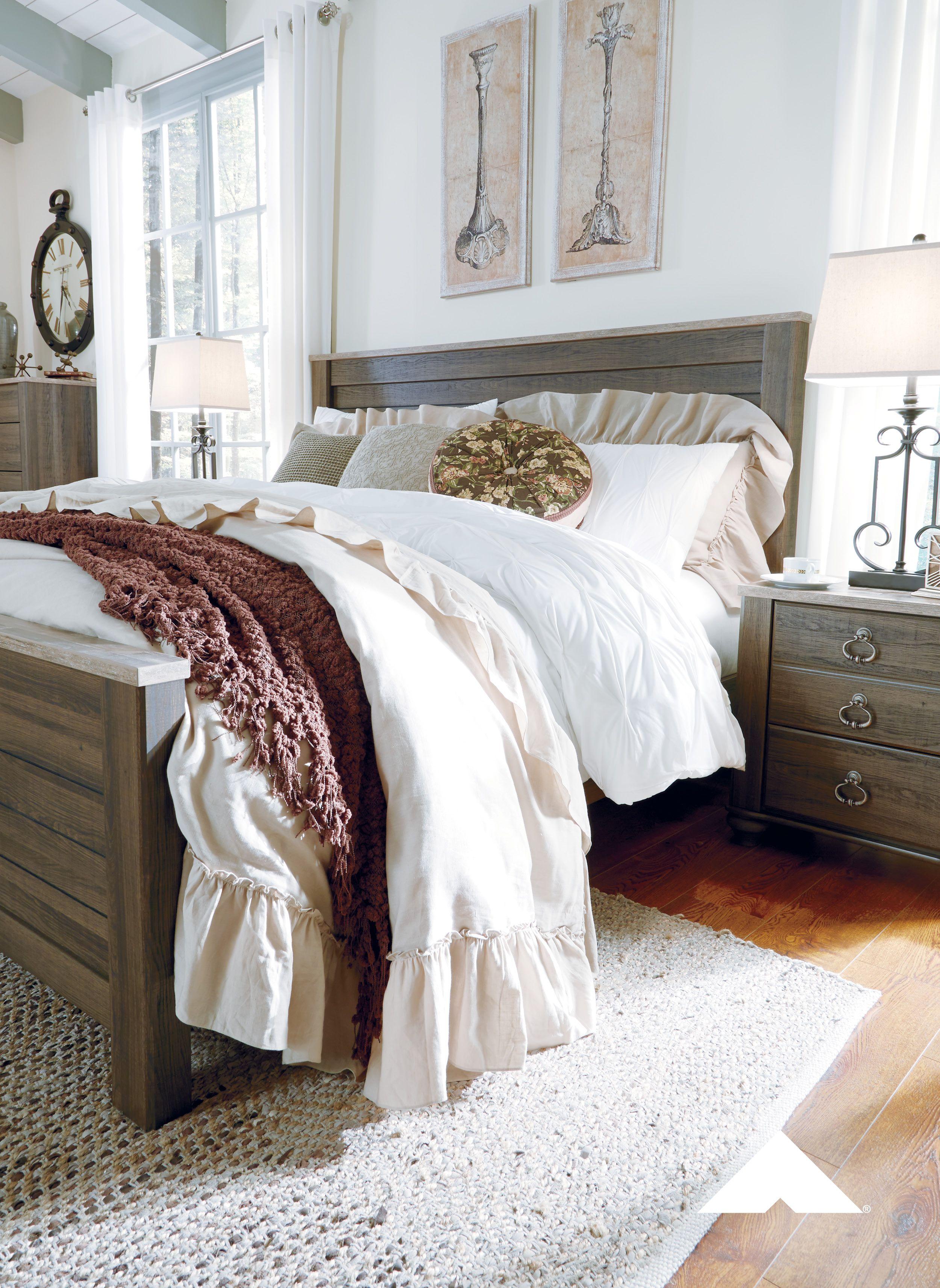 birmington queen panel headboard from ashley furniture