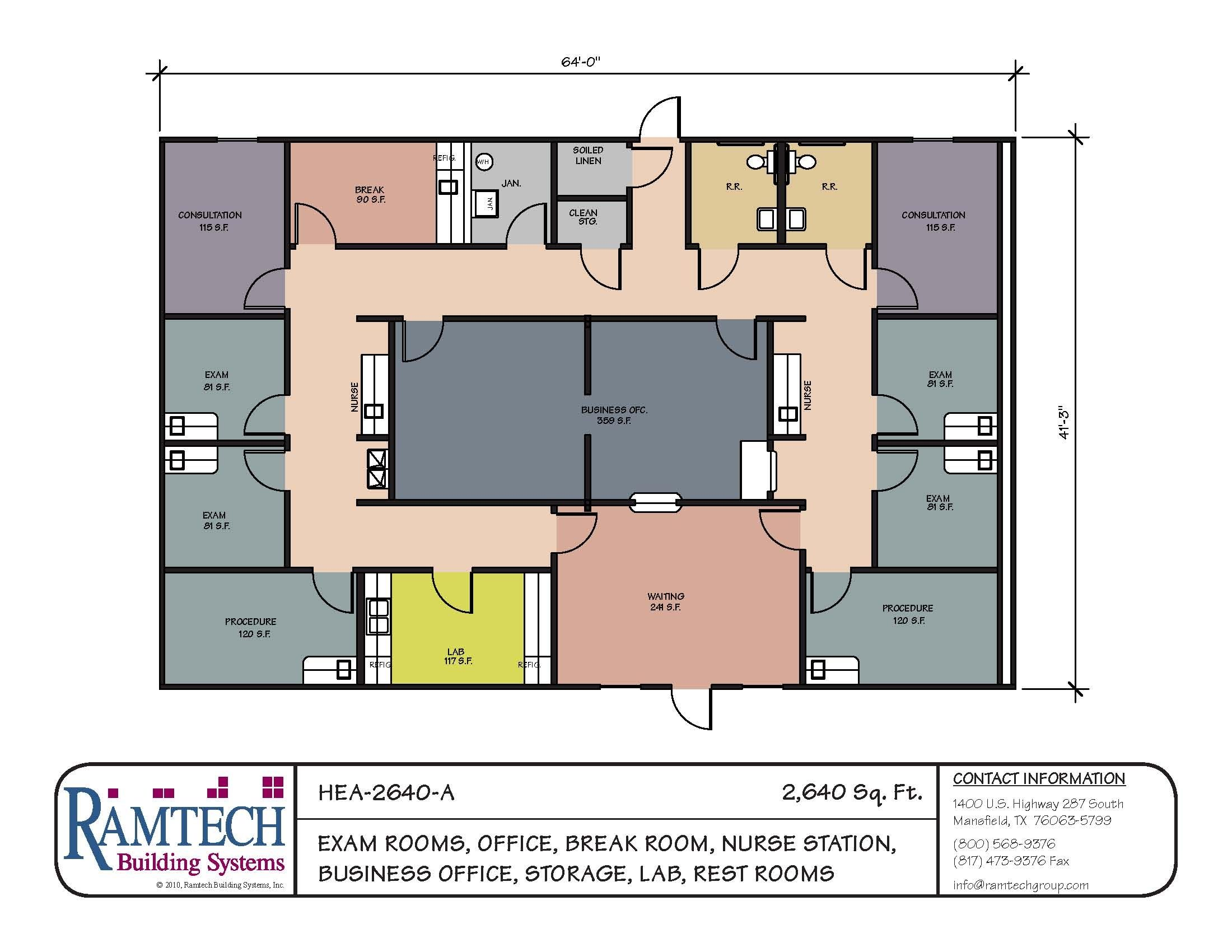 Small Medical Office Floor Plans Patterns Of A Real Estate Property Could Be Transformed Into 3d Or Interac Office Floor Plan Hospital Floor Plan Floor Plans