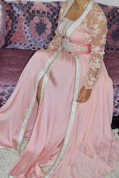 Robe de soir/ée /él/égante en dentelle pour femme