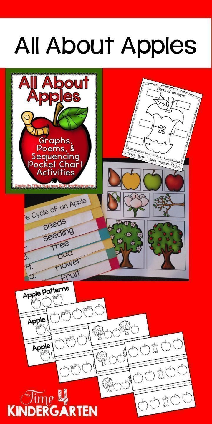All About Apples | Pinterest