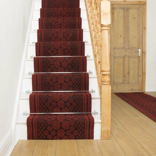 Photo of Ophelia & Co. Teppich Abbott in Rot | Wayfair.de