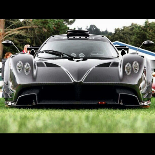 Bugatti Zonda R: Repinned By An #advertising Agency From