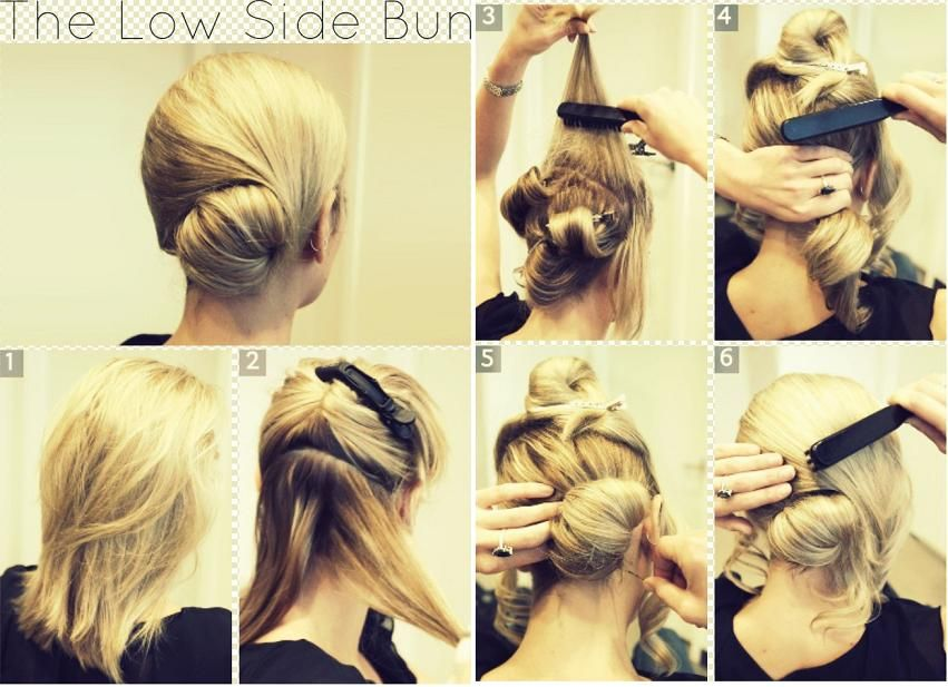 Low Side Bun Hair And Beauty Tutorials Side Bun Hairstyles Bun Hairstyles Hair Styles