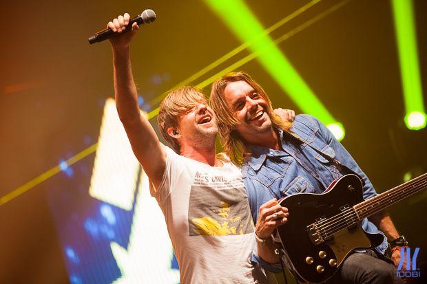 Drew and Jon