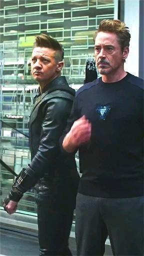 Iron man (love you 3000)