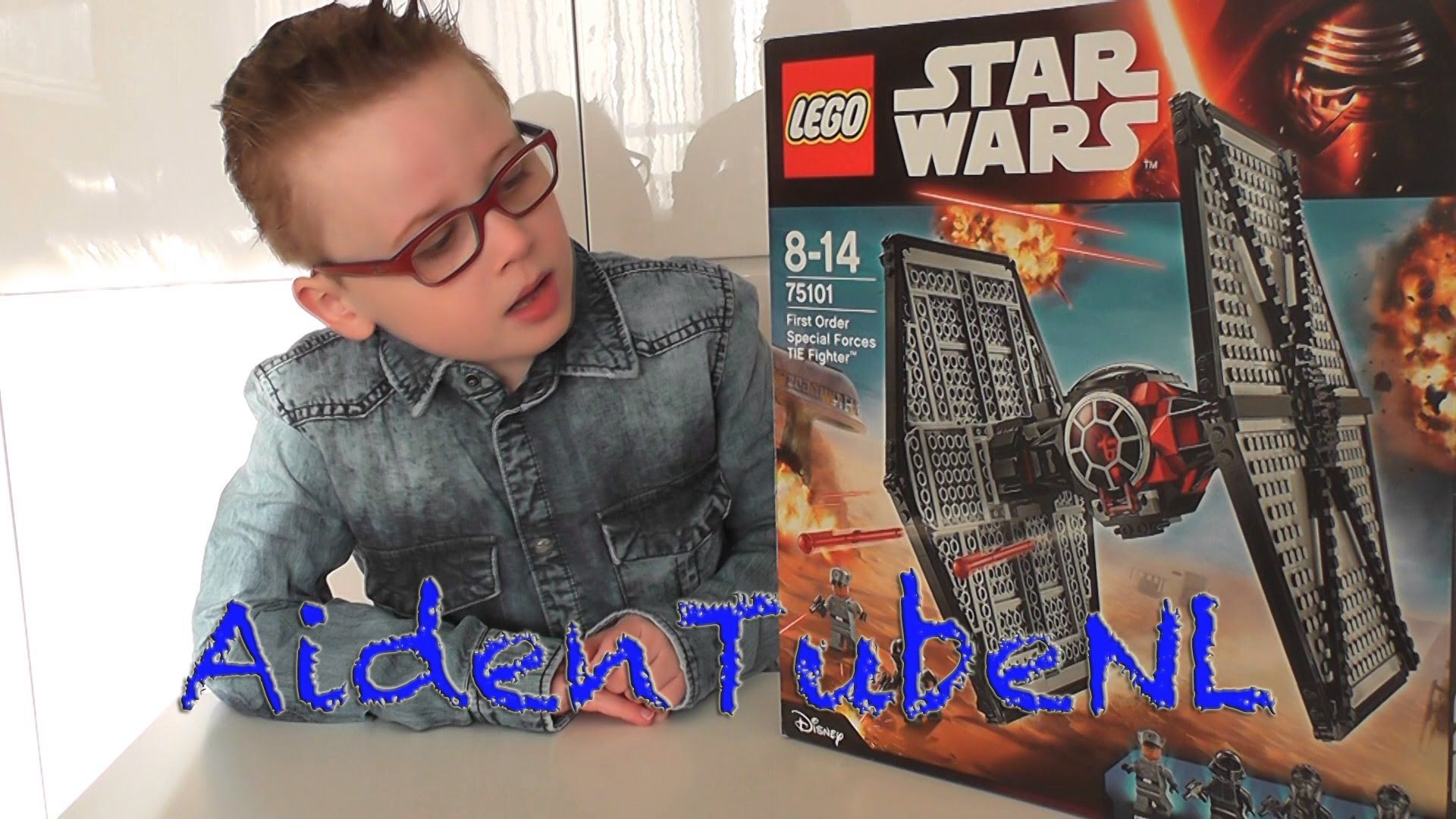 Review: Lego Star Wars First Order Special Forces TIE fighter 75101