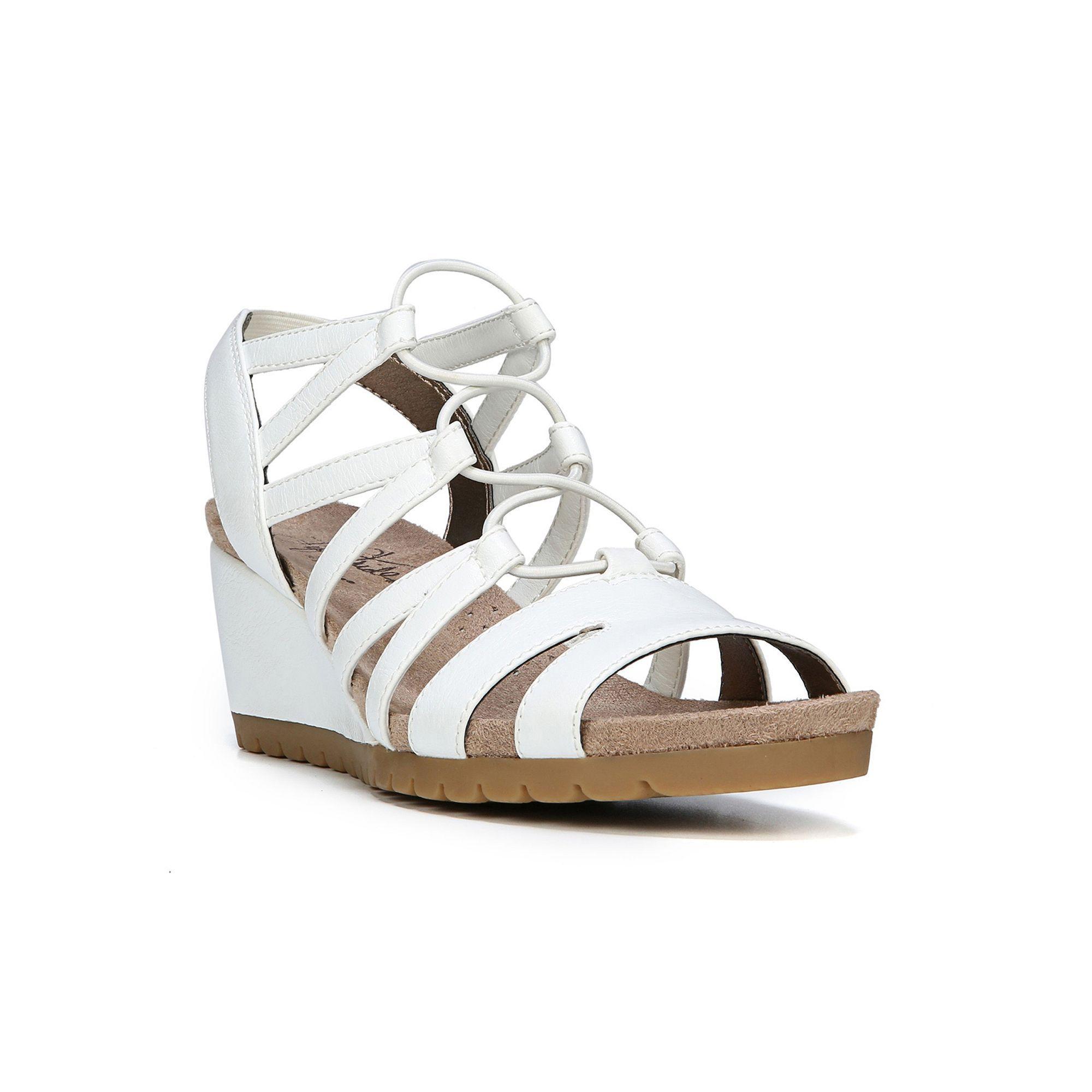 0f7f7d00426b1a LifeStride Nadira Women s Wedge Sandals