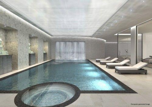 Beauchamp Estates The Doric Villa 19 York Terrace East Regentâ S Park Luxury Swimming Pools Luxury Property Swimming Pools