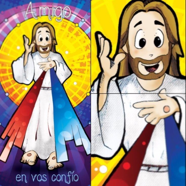 PEQUES Y PECAS...: FICHAS, DIBUJOS Y MANUALIDAD: Jesús de la ...