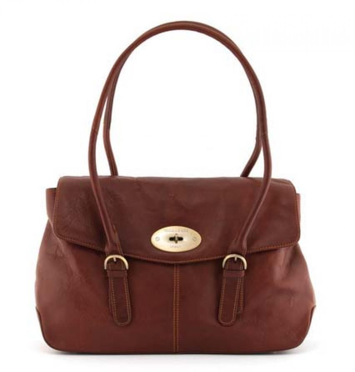 c0e96079b Tumble and Hide Handbag Verona Tote Bag Brown | Accessories | Bags ...