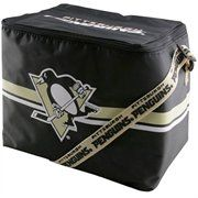Pittsburgh Penguins Black Insulated 12-Pack Cooler #fanaticssummerwishlist