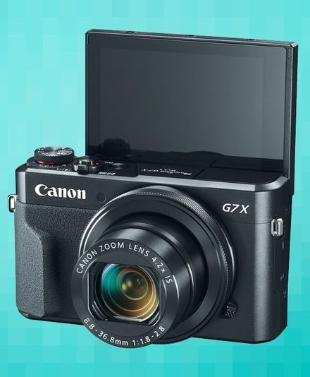 Canon PowerShot G7 X Mark II hands-on | Tech & Gadgets | Best