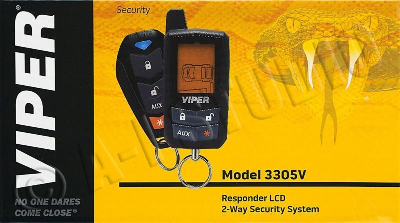 Viper responder 350 3305v 2 way car security keyless entry alarm viper responder 350 3305v 2 way car security keyless entry alarm system wshock publicscrutiny Image collections
