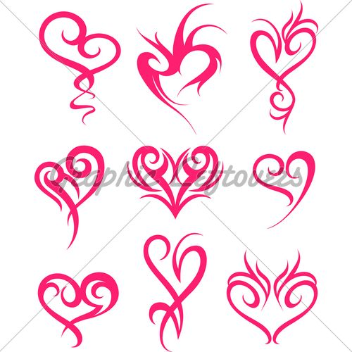 Tattoo Designs Mothers Love Symbols Heart Symbol Design Gl