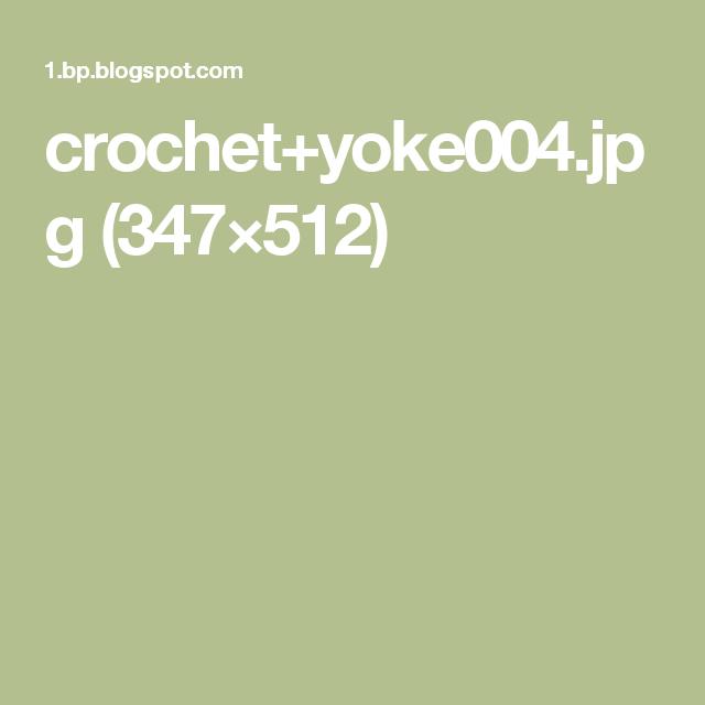 crochet+yoke004.jpg (347×512)
