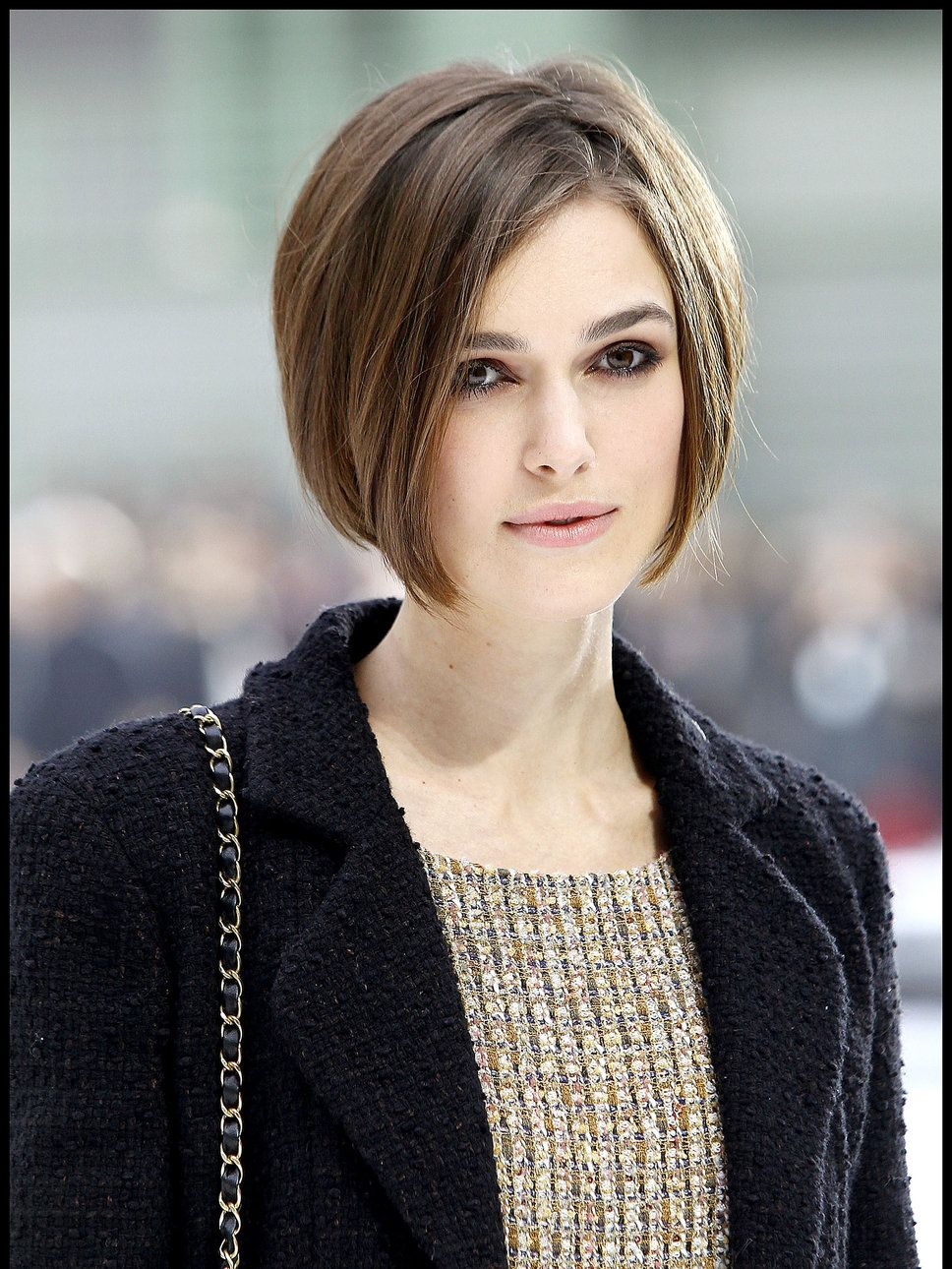 Love it hairstyles pinterest keira knightley bob hairstyle