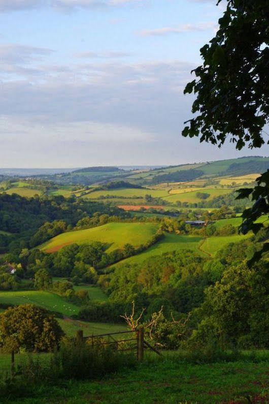 Pin By Christiane Duphot On Paisajes En El Planeta Y Su Naturaleza English Countryside British Countryside Devon England