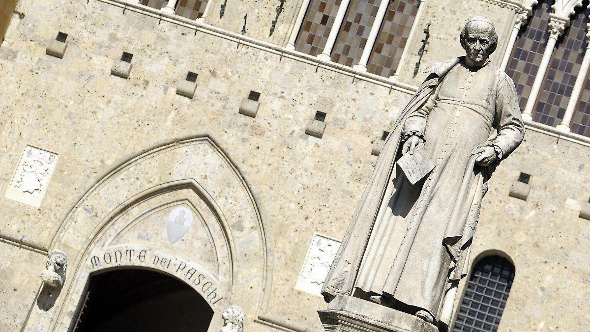 800 Milliarden Euro Faule Kredite Gefahrden Europas Banken Siena Italien Und Europa