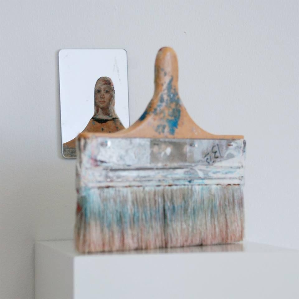 Paintbrush Portraits - Rebecca Szeto.