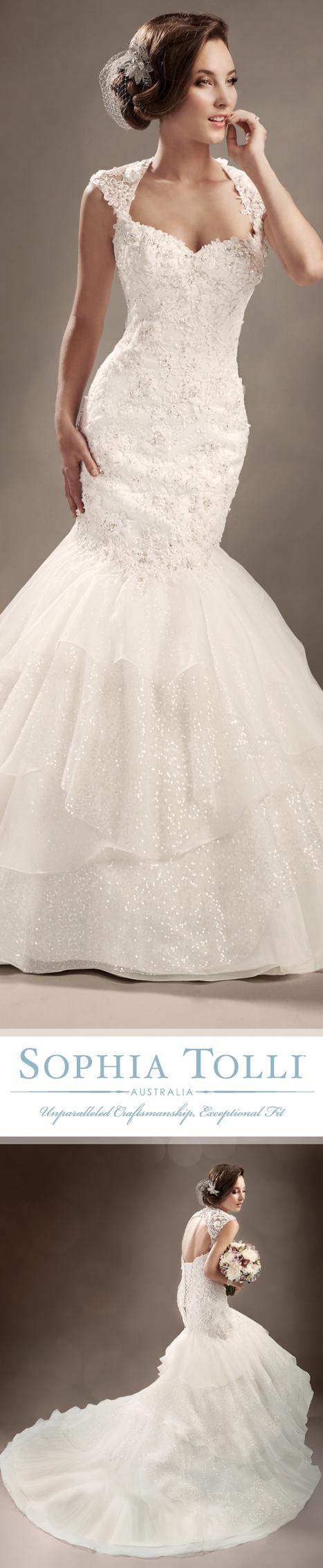 Sophia Tolli Wedding Dresses 2018 For Mon Cheri