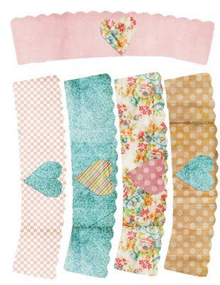 free printable cupcake covers | kojodesigns