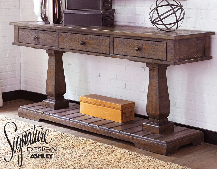 Home Furniture Zalarah Sofa Table Sofa table