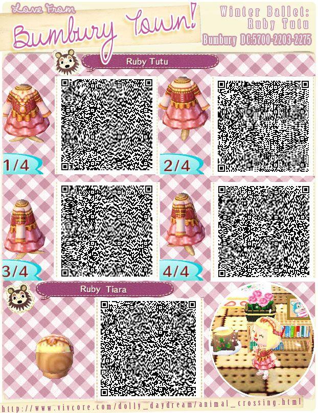 Animal Crossing New Leaf Qr Codes Ariel  galleryhipcom