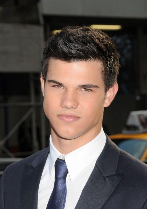 Taylor Lautner Hairdo Manner Manner